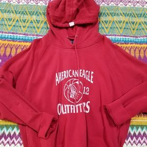 American Eagle Outfitters Pullover Hoodie XXL